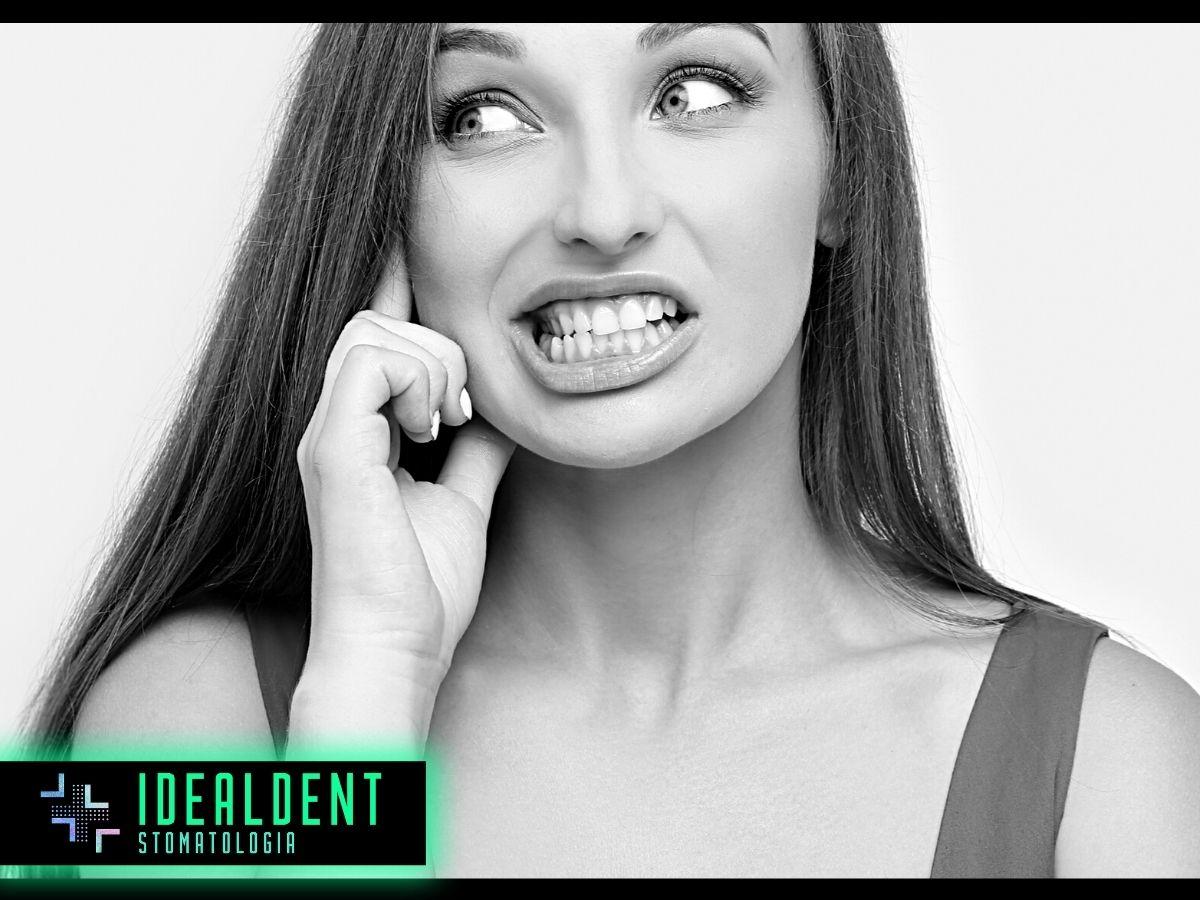 Zgrzytanie zębami – jak leczyć? Co oznacza zgrzytanie zębami?